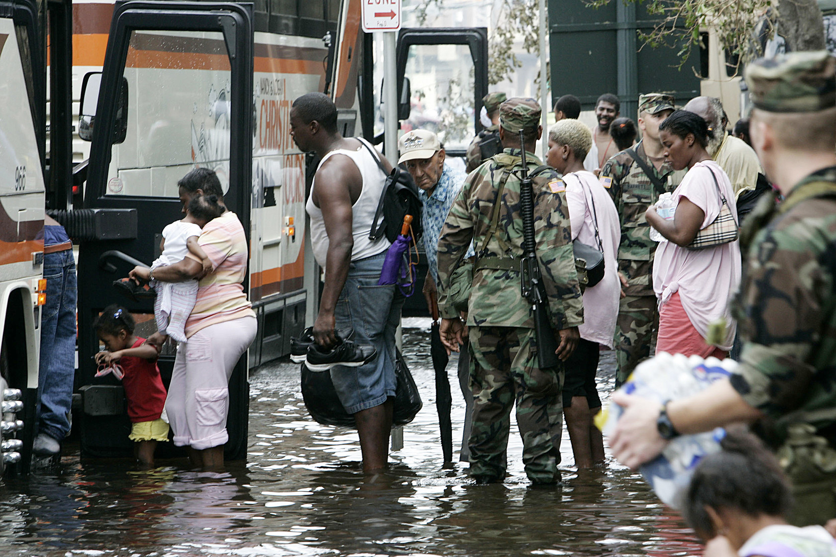 racism hurricane katrina essay Did hurricane katrina expose racism in america (a case study) before beginning this case study, hurricane katrina was a force of nature that ravaged the city of new orleans, louisiana in 2005 leaving thousands of african americans homeless and impoverished.