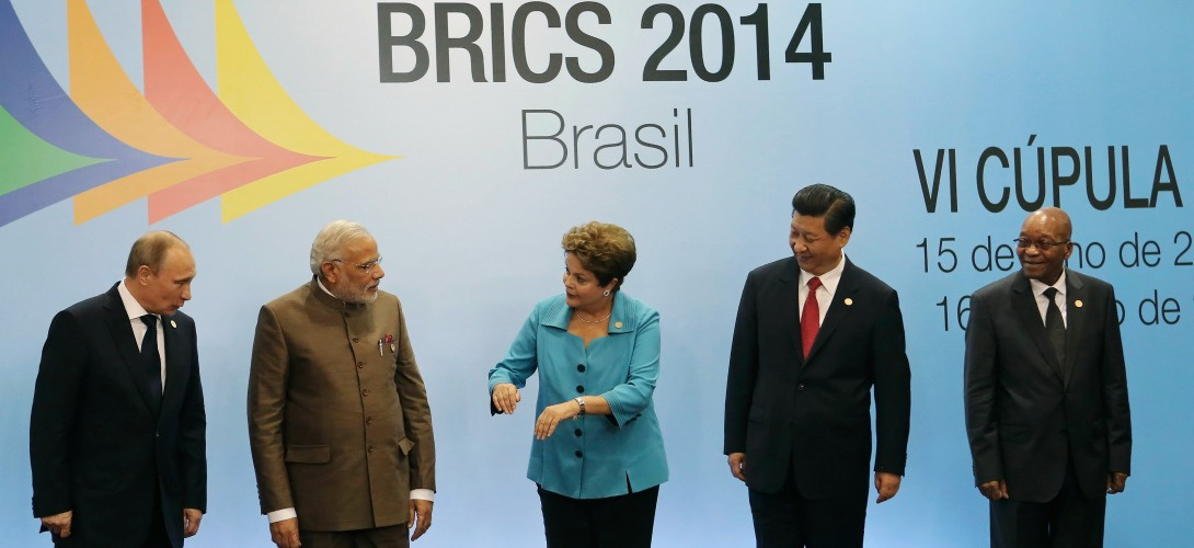 Brazil, Russia, India, China And South Africa (BRICS)