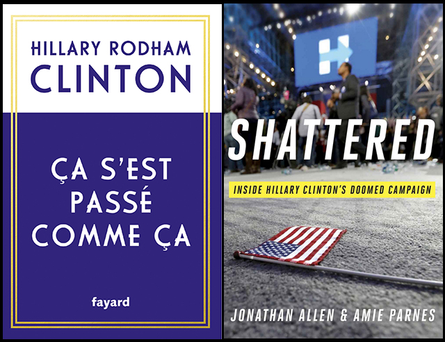 Shattered Inside Hillary Clintons Doomed Campaign