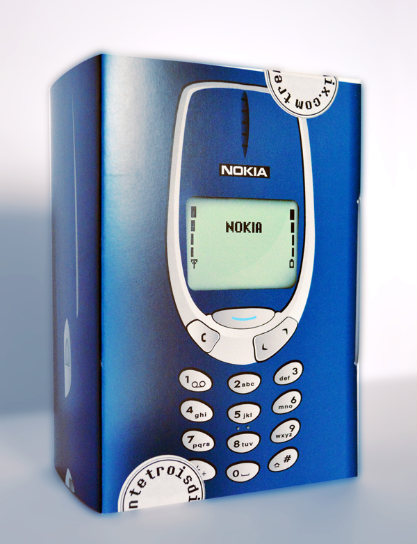 Nokia 3310 instructions