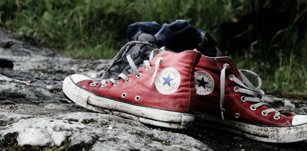 c3e1f2ddde24 Les Chuck Taylor, le modèle iconique de Converse | Schjelderup via Flickr  CC License by