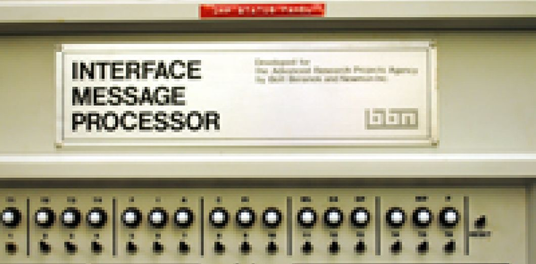 Interface Message Processor Front Panel / FastLizard4 via Flickr CC Licence By