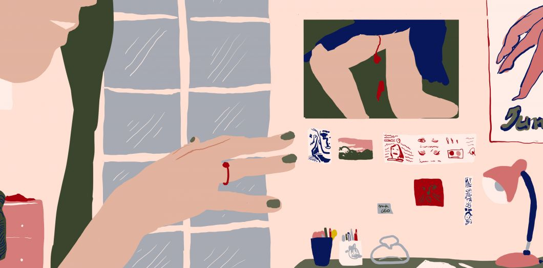 Illustration: Margot de balasy