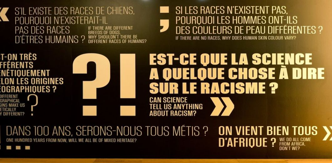 Le racisme, un mensonge scientifique