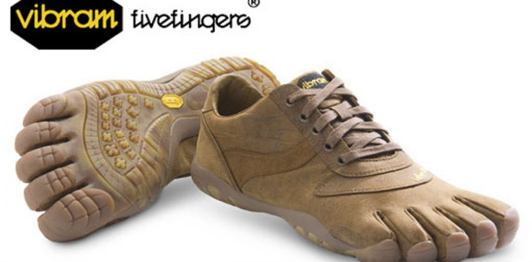 Vibram Five Fingers Shoeware / Maurits Knook via Flickr CC License By