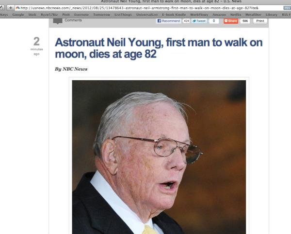 was neil armstrong a christian - photo #40