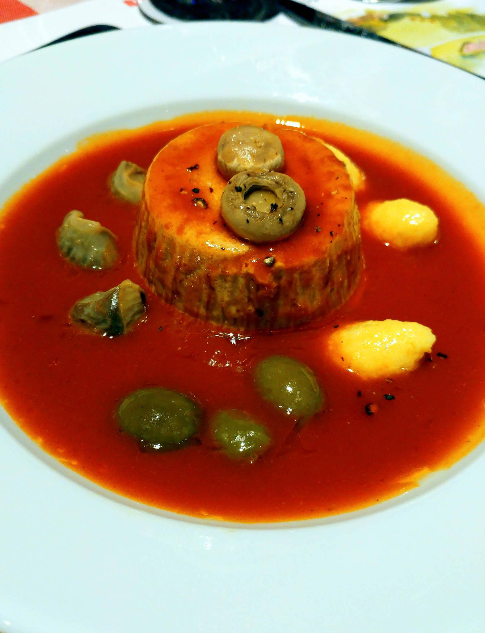 Le rustique gâteau bressan aux foies blonds © naniecuisine.com