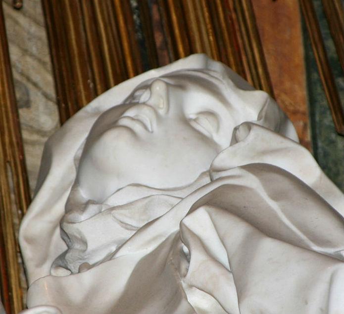 Thérèse d'Avila en extase