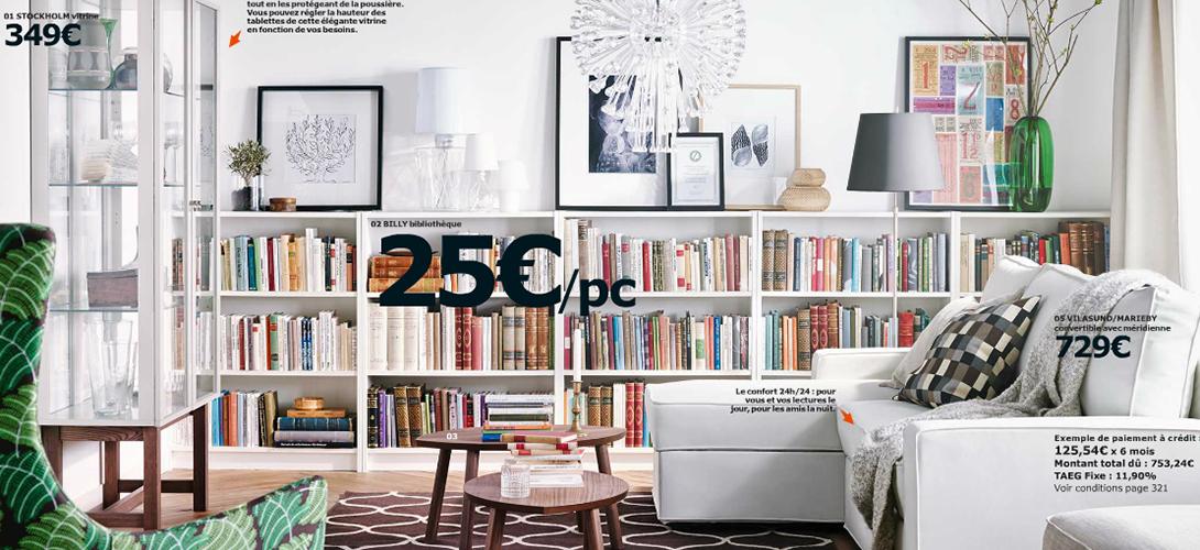 le catalogue ikea 2015 doit nous rendre optimistes pour l. Black Bedroom Furniture Sets. Home Design Ideas