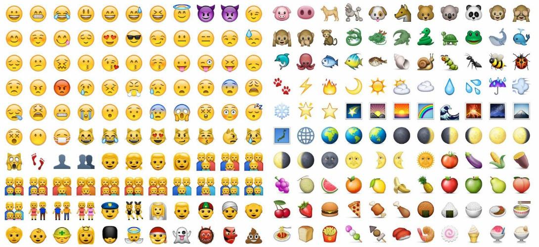 aux tats unis un h tel vous propose un room service 100 emojis. Black Bedroom Furniture Sets. Home Design Ideas