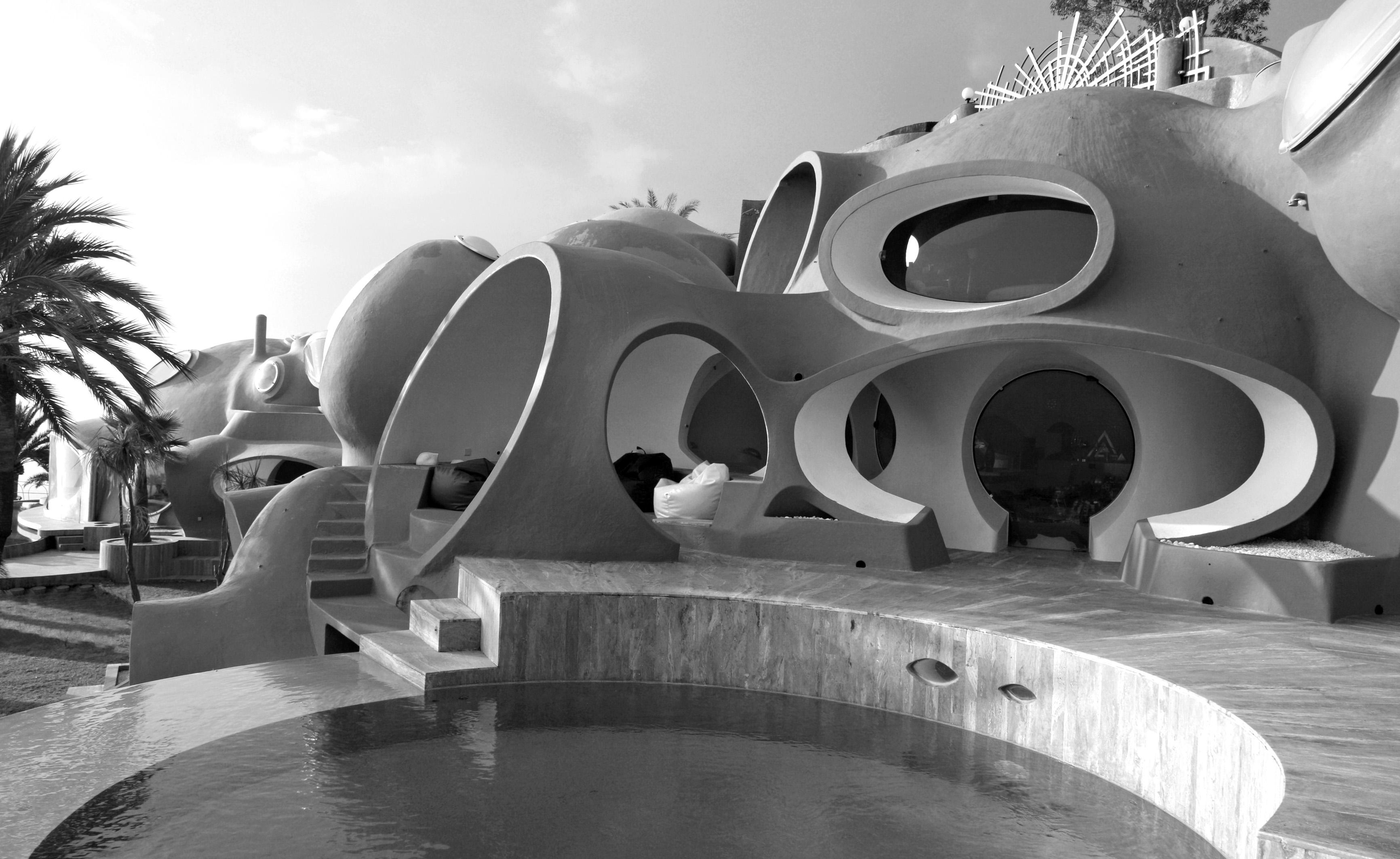 l 39 architecte des maisons bulles antti lovag est d c d. Black Bedroom Furniture Sets. Home Design Ideas