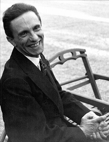 Goebbels, le regard de la haine   Slate.fr