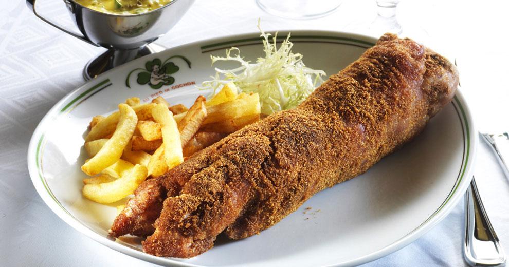 Restaurant Paris Pied De Cochon