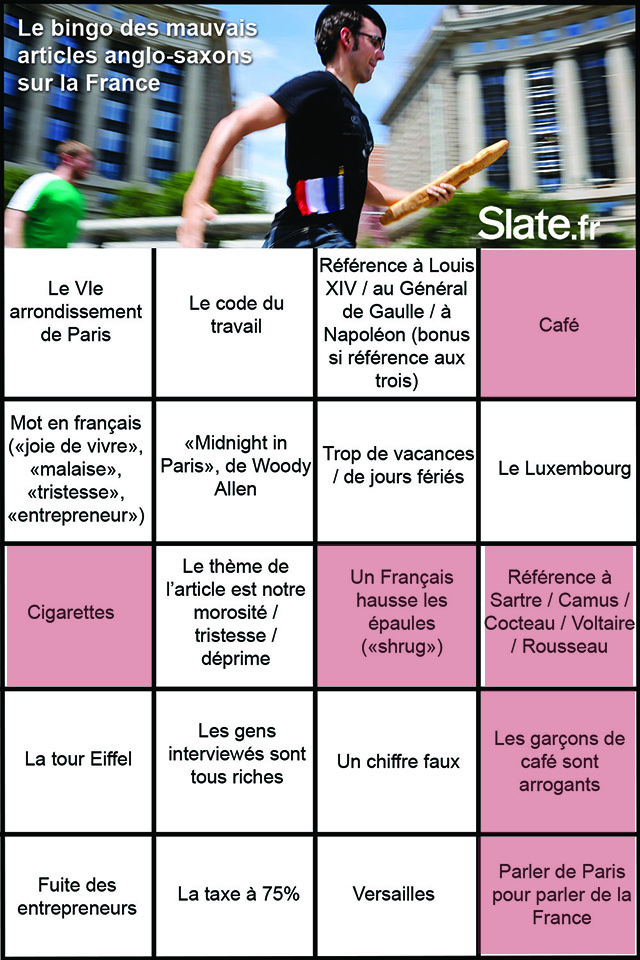 Flirter in french