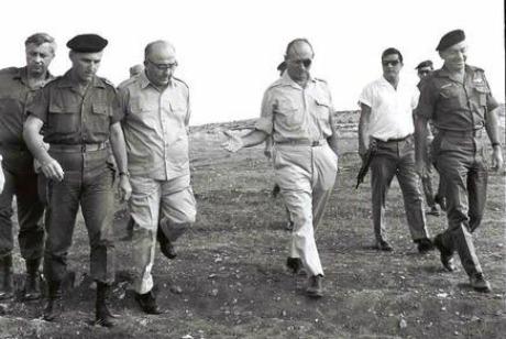 ministre israélien dans le coma