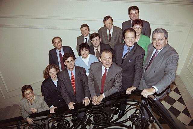 Quand Rocard couvait la deuxième génération de la seconde gauche ...
