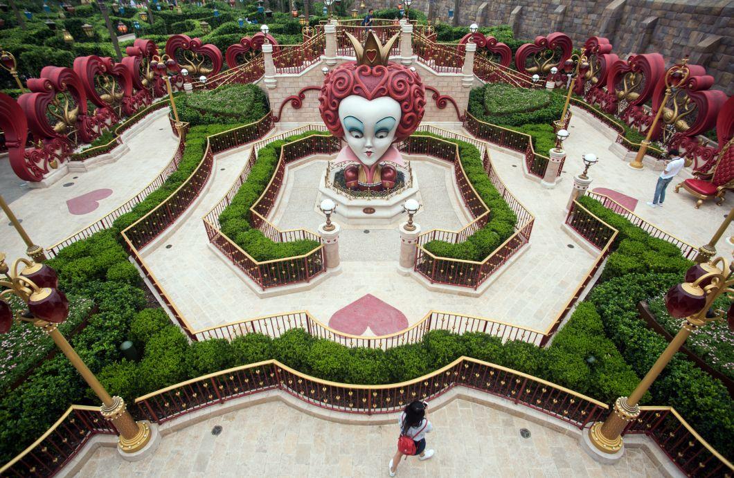 Voici à Quoi Ressemble Le Premier Parc Disney En Chine