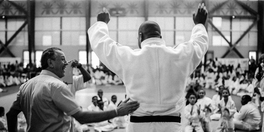 rencontre femme judoka