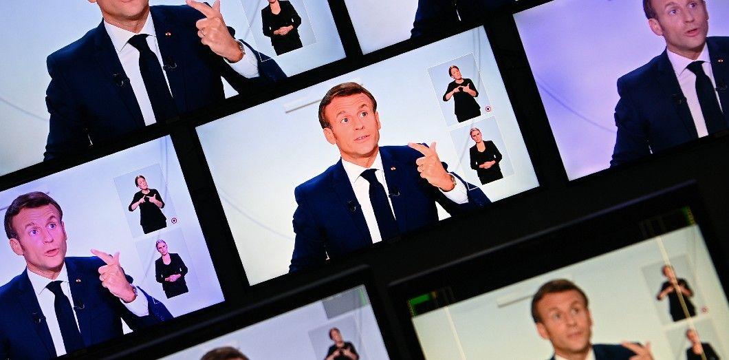 Les Discours De Macron Sur Le Covid Deviennent Moins Empathiques Et Plus Distancies Slate Fr