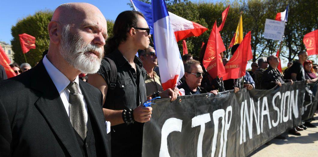 Renaud Camus, les idées derrière les balles de l'attentat de Christchurch