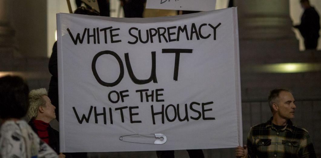 révolte contre le racisme