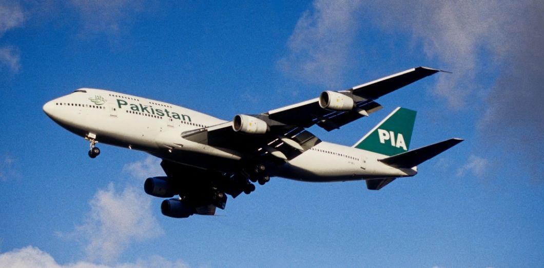 Un avion de Pakistan International Airlines | AERO ICARUS via Flickr CC License by