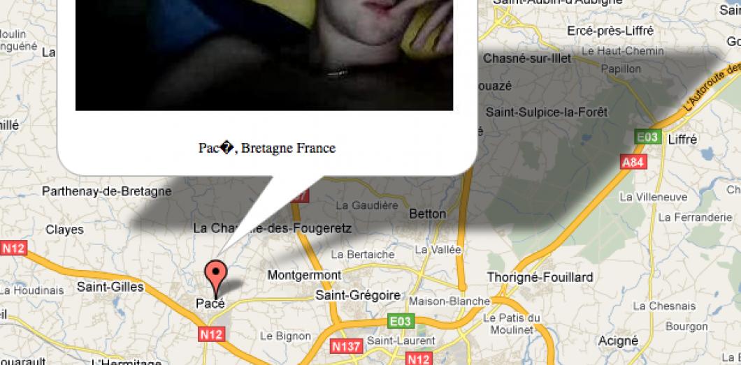 Chatroulette France