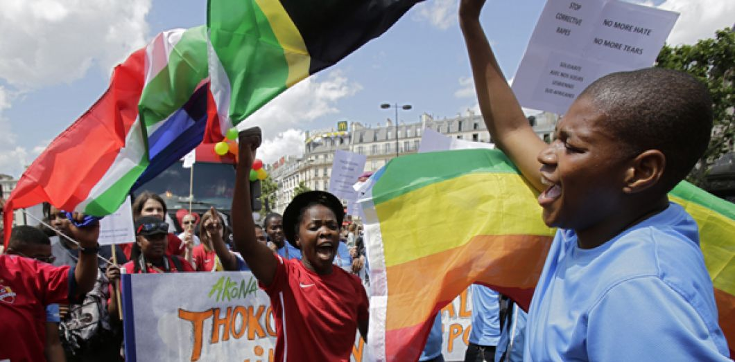 Dictons africains sur le marriage homosexual marriage