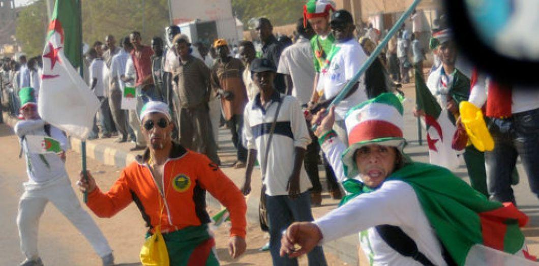heure rencontre algerie egypte