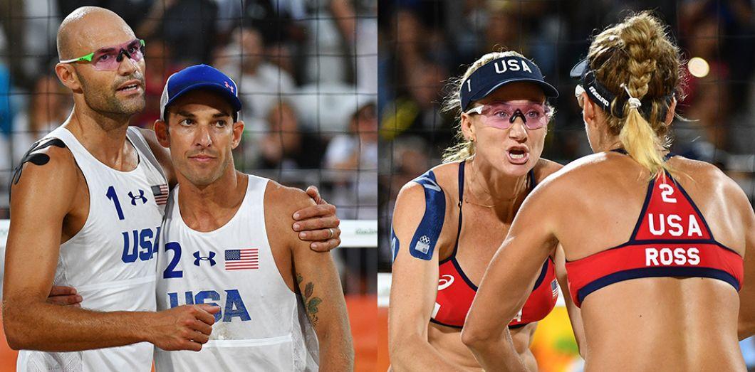 428cf1ddd45db Beach volley  messieurs, faites comme les joueuses, déshabillez-vous ...