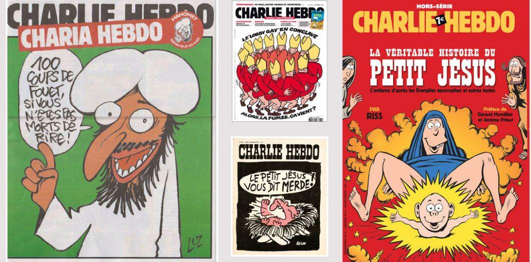 Caricatures Il Faut Se Moquer De La Religion Slate Fr
