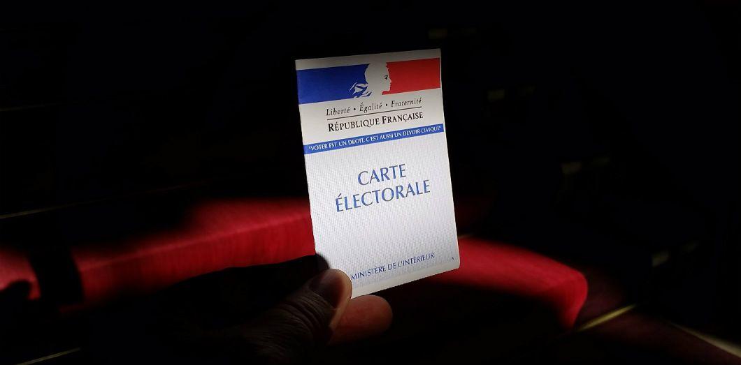 carte electorale non recue Cette carte électorale coûte très cher et ne sert à rien | Slate.fr