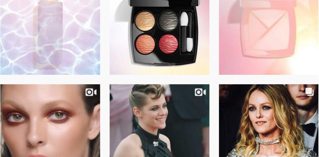 c07dffac09a7 Avec 25 millions d'abonnés, Chanel est la marque de luxe la plus suivie