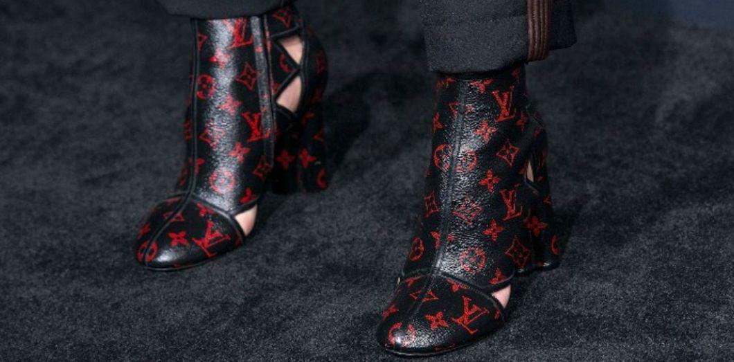 85d0ecac70d5c Les chaussures de luxe «made in Italy» de Louis Vuitton en partie ...