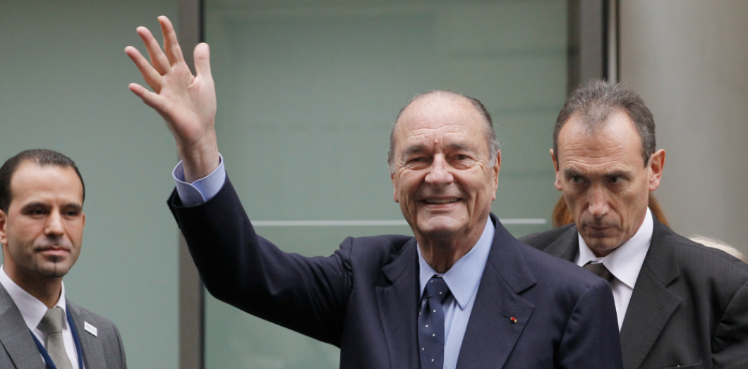 conseiller jacques chirac
