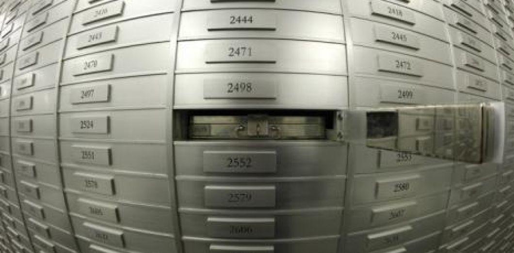 41c69986a5807 Image de une  Coffres d une banque de Zurich. REUTERS Christian Hartmann