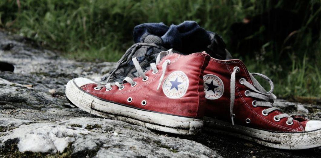 c3e1f2ddde24 Les Chuck Taylor, le modèle iconique de Converse | Schjelderup via Flickr  CC License by