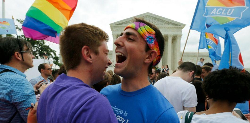 Homosexualite americaine
