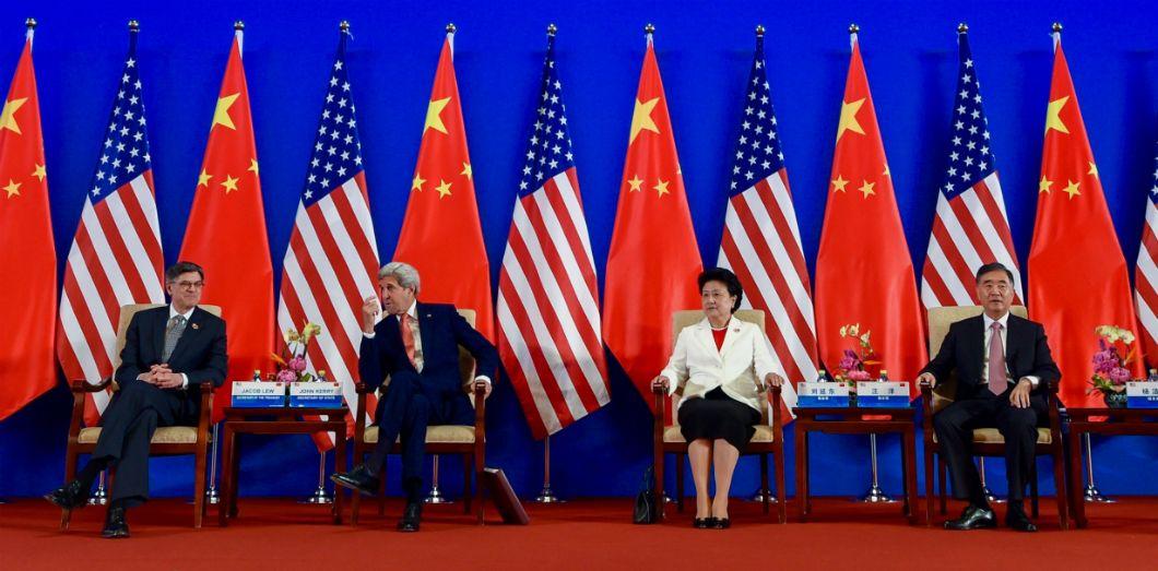 Attente du président Xi Jinping lors de l'ouverture du 8e Dialogue stratégique et économique sino-américain à Pékin, le 5 juin 2016. | U.S. Department of State via Flickr License by