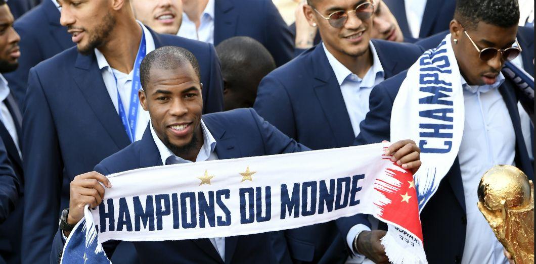 Pourquoi La Couleur De Peau Des Champions Du Monde A T Elle Tant D