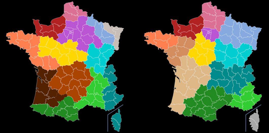 5e9b49b1f26 La France à 13 régions existait déjà en 1891