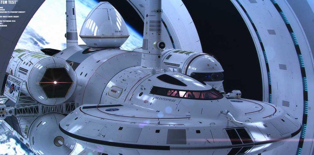 vitesse vaisseau spatial