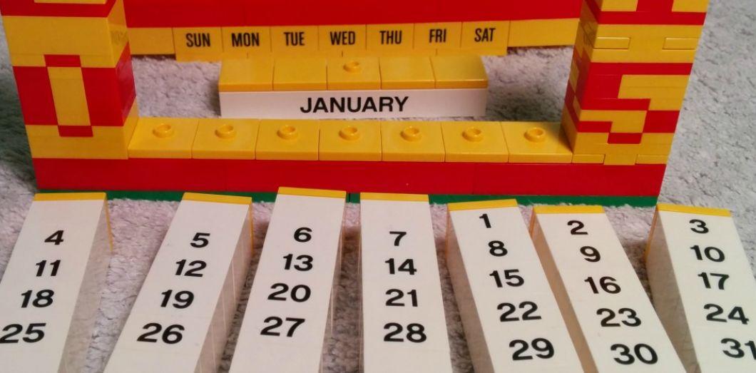 Gardez votre calendrier 2015: vous pourrez le réutiliser en 2026