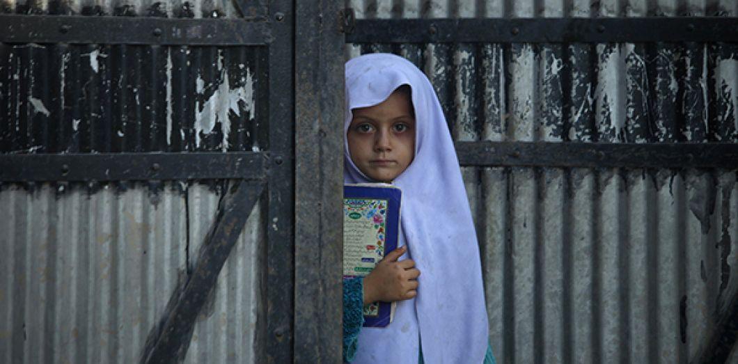 c24f08f3cd630 Une petite fille pakistanaise