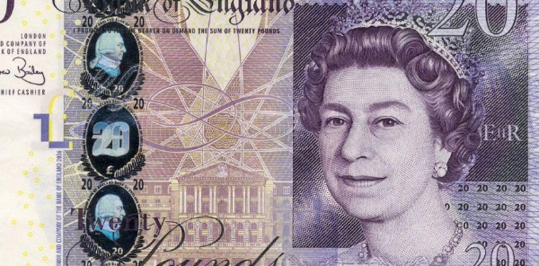 billet de banque uk