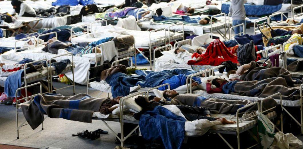 réfugiés en france 2015