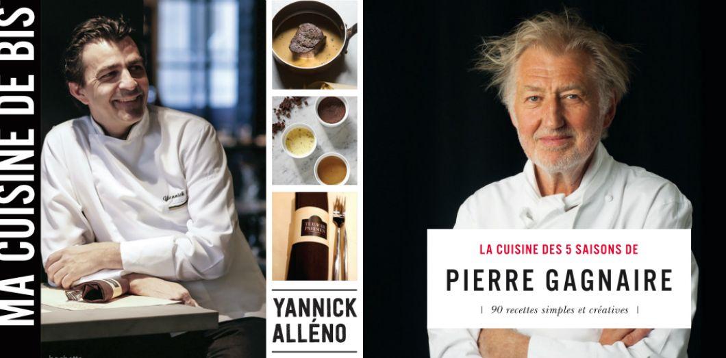 Pierre Gagnaire Et Yannick Alleno Plaidoyer Pour Une Cuisine