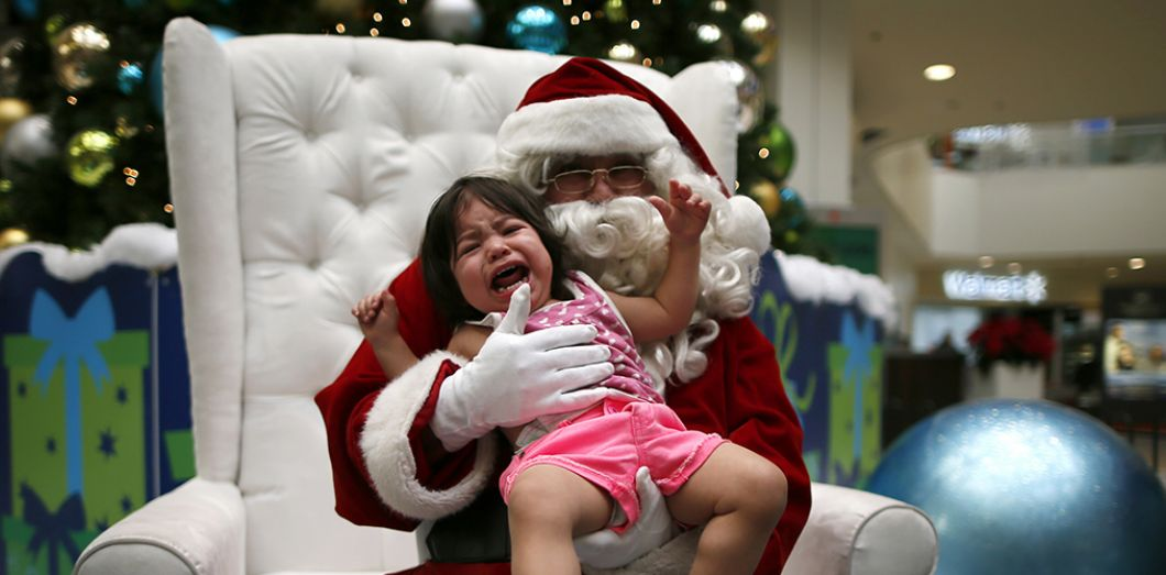 Lettre Au Pere Noel Video Personnalise.Peut On Menacer Les Enfants Avec Le Pere Noel Slate Fr