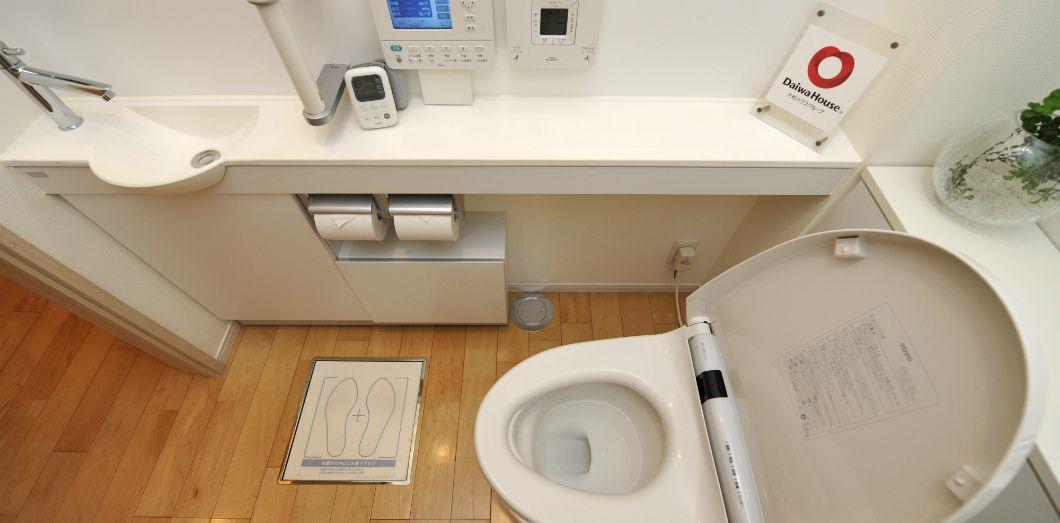 Pourquoi la France n\'est pas encore fan des WC «à la ...