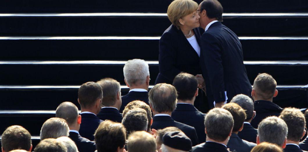 Carte De Leurope Avec La Hollande.L Allemagne Partout L Europe Nulle Part Slate Fr
